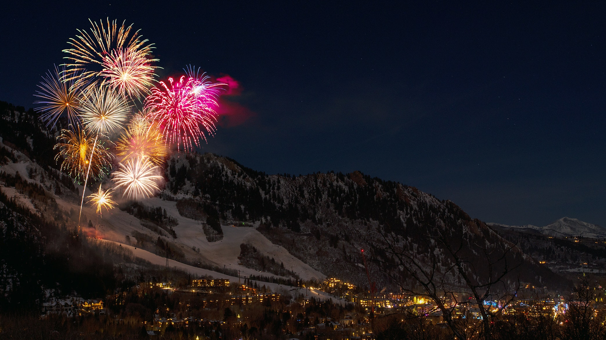 New Year's Eve in Aspen  Photo by Jamie Finn