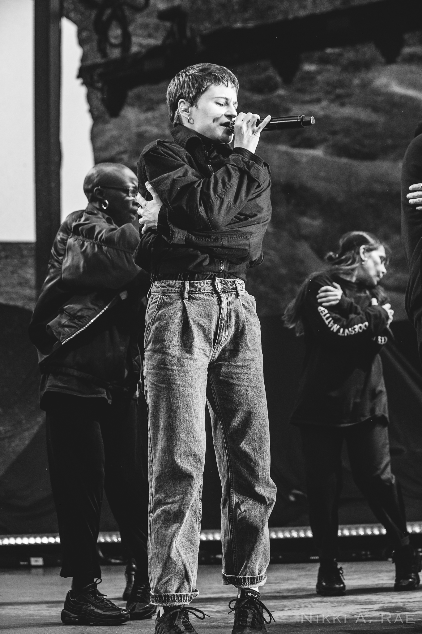 Christine and the Queens Red Rocks 05.20.2019-8.jpg