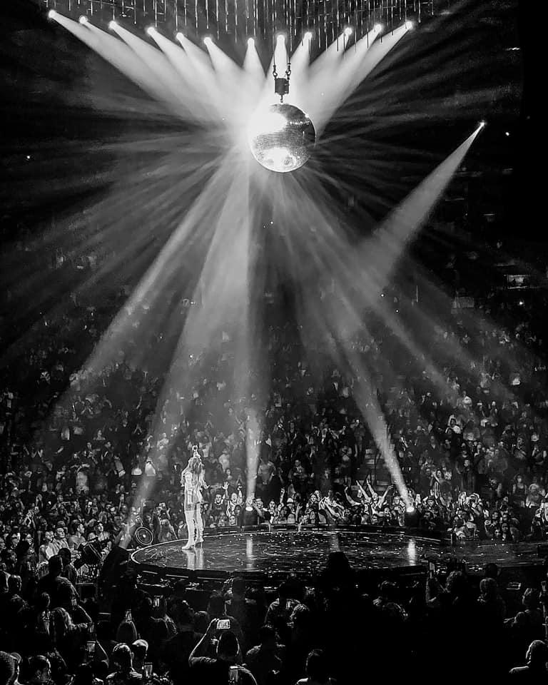 J. Lo dazzles in Denver. (Photo Credit: Robert Castro)