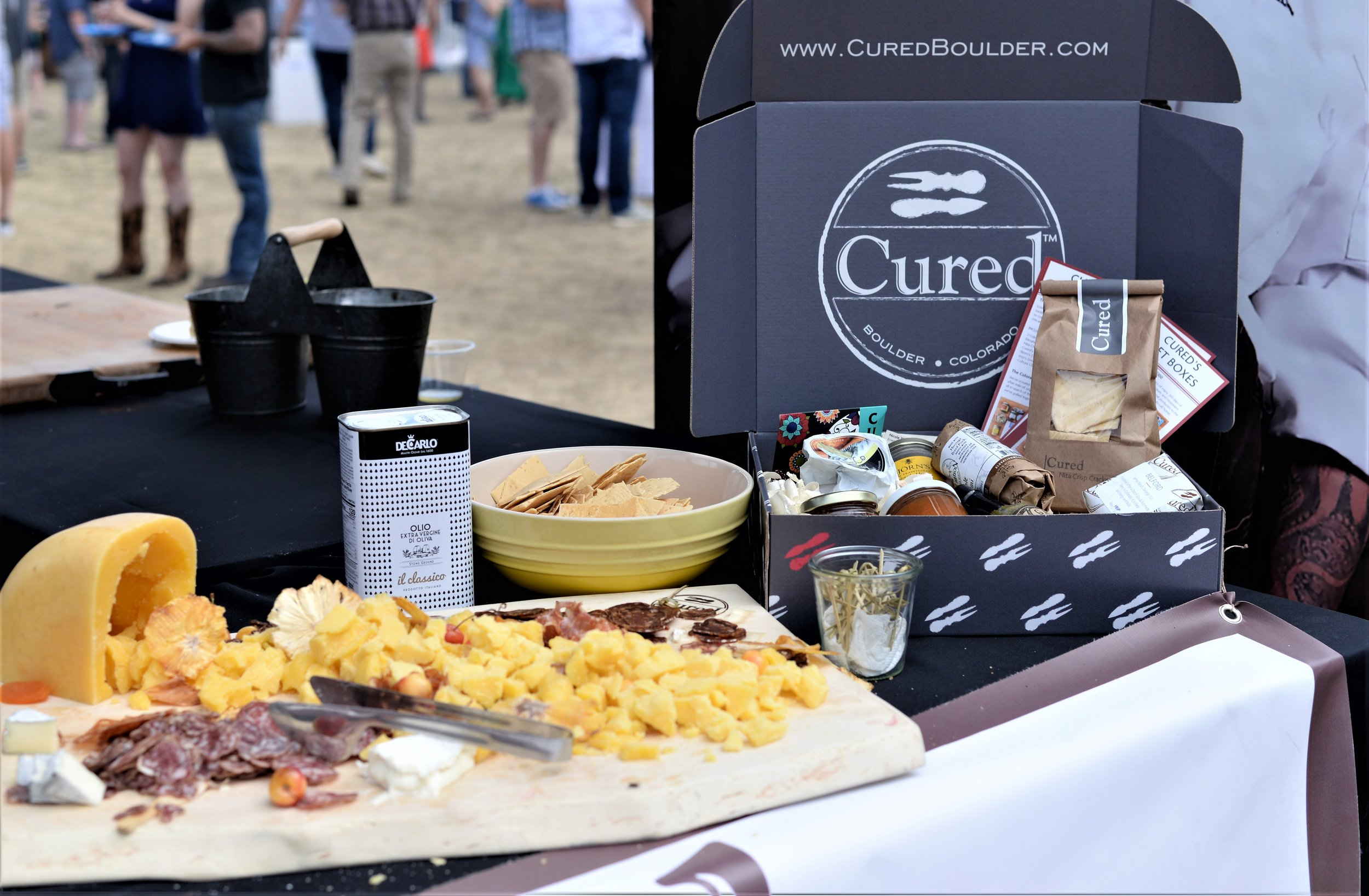 Charcuterie by Cured Boulder