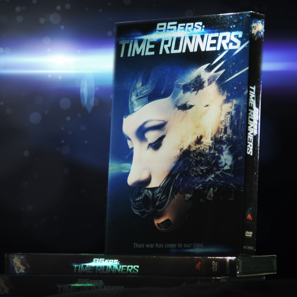 95ers: Time Runners DVD out now!