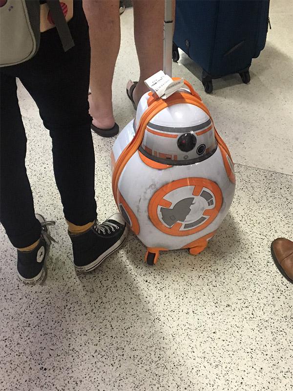 sphero luggage photo - cia mooney