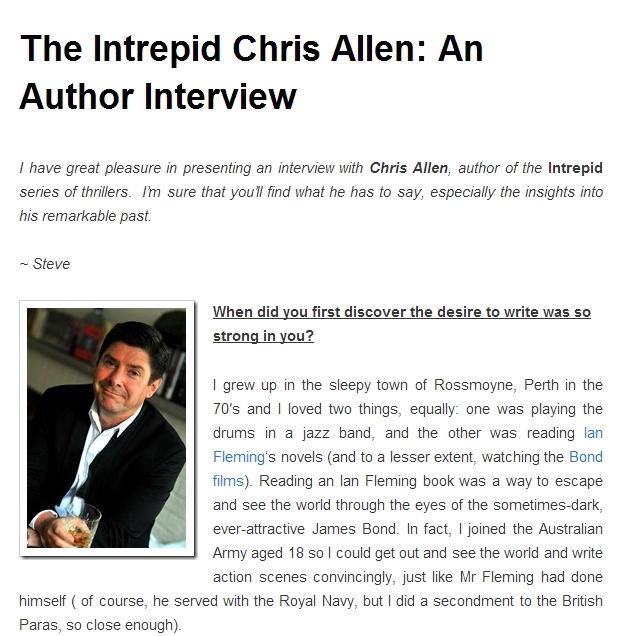 Imagineer interview