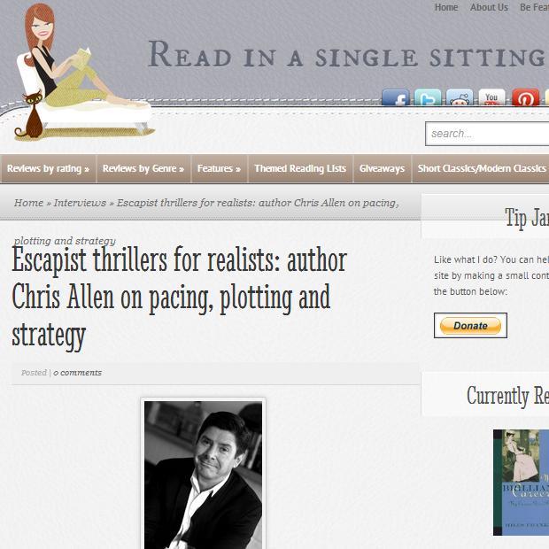 Read in a Single Sitting