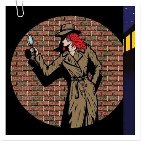 Crime Thriller Girl