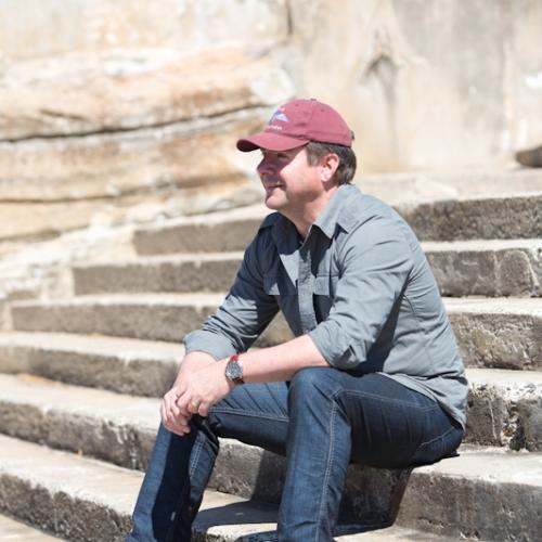 Interview with thriller writer Chris Allen on Grubstreet