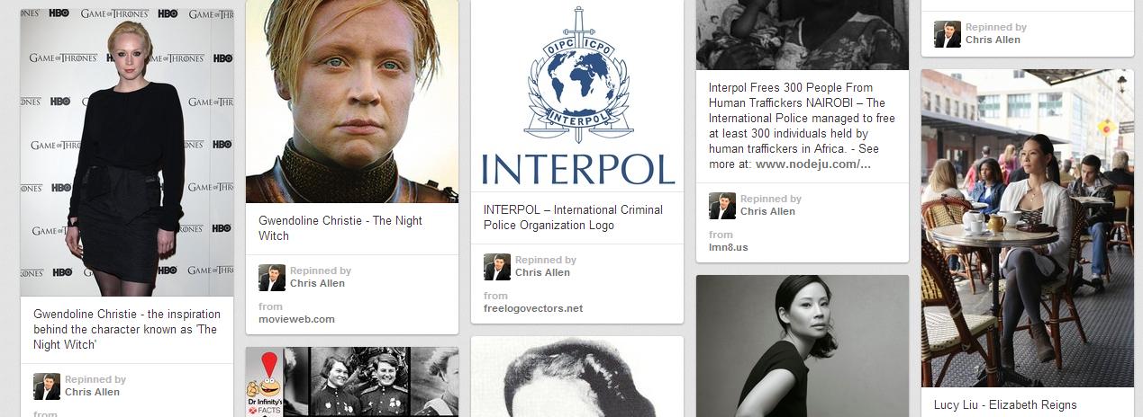 Avenger, the third Alex Morgan Interpol adventure, by bestselling thriller writer Chris Allen.