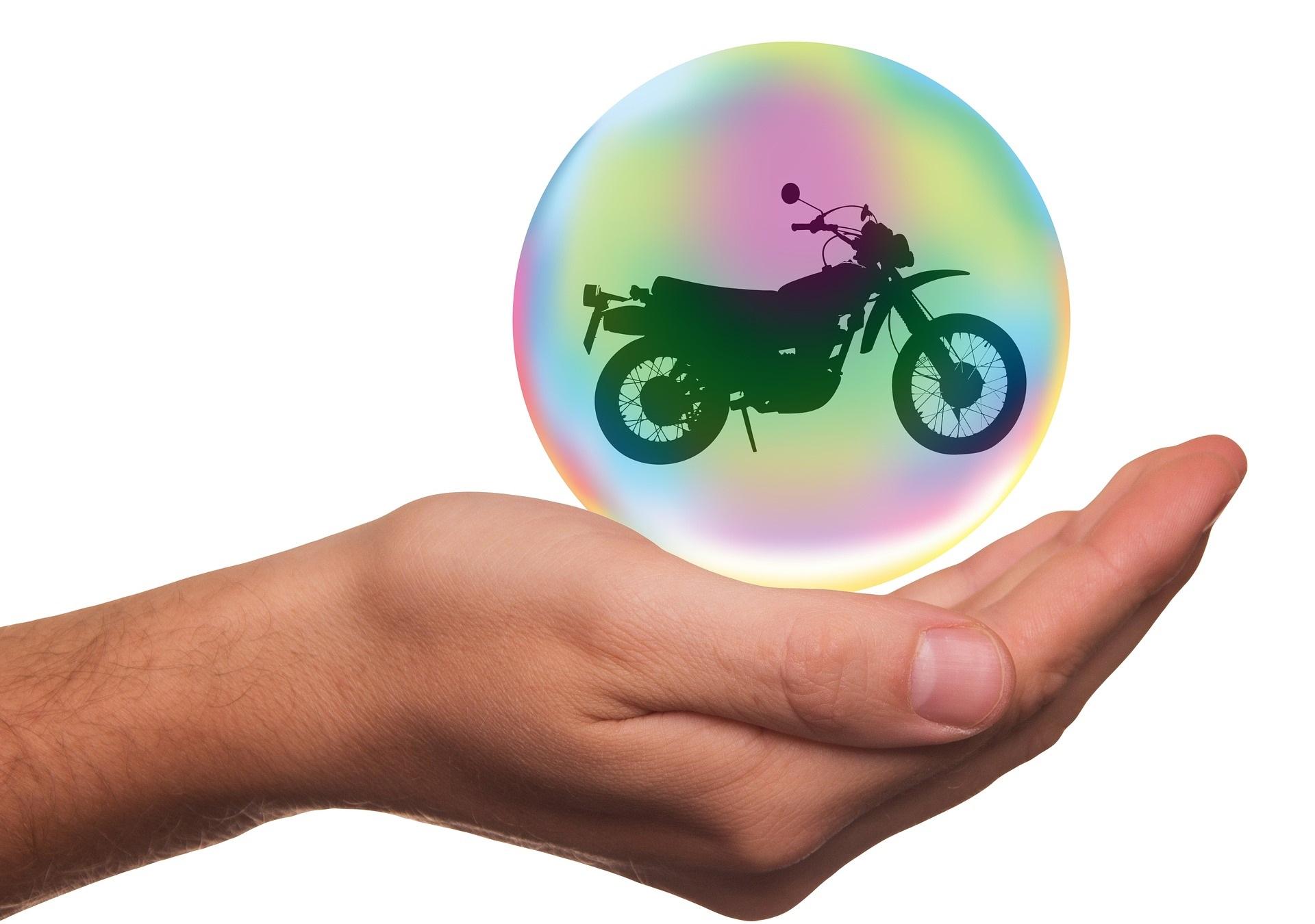 motorcycle insurance colorado springs in hand