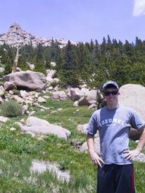 Pikes Peak A Frame