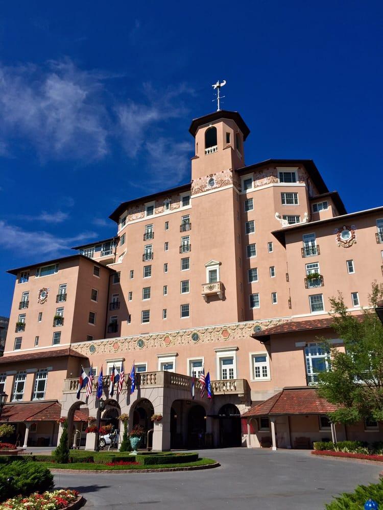 The Broadmoor Colorado Springs