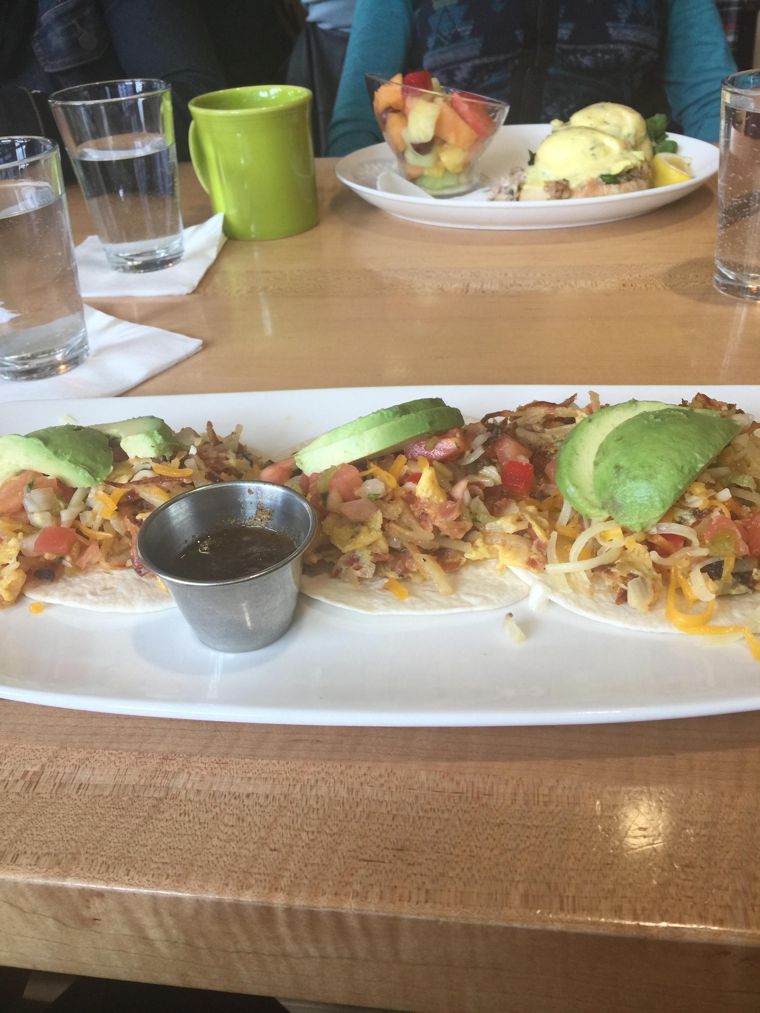 Breakfast Tacos Colorado Springs