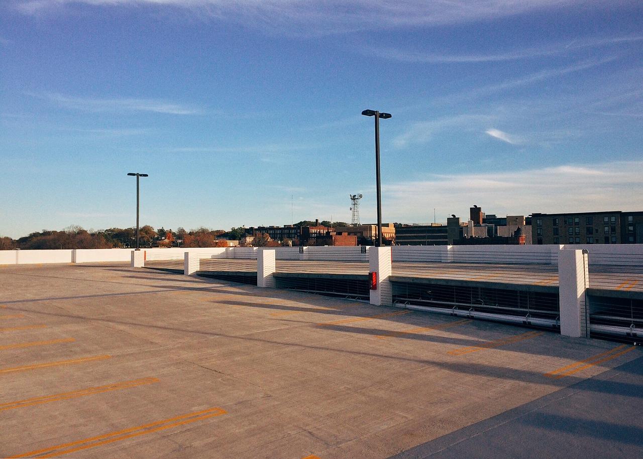 Airport Parking Colorado Springs Airport.jpg