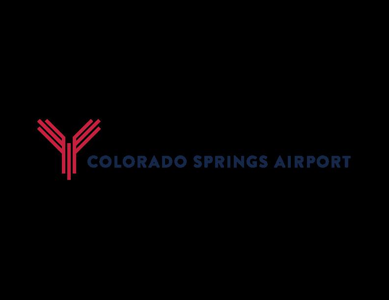 Colorado Springs Airport Logo