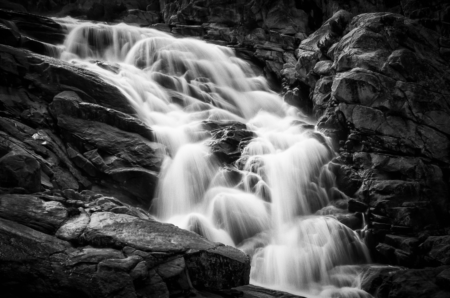 Topoka Falls - 1/2 second at f/16