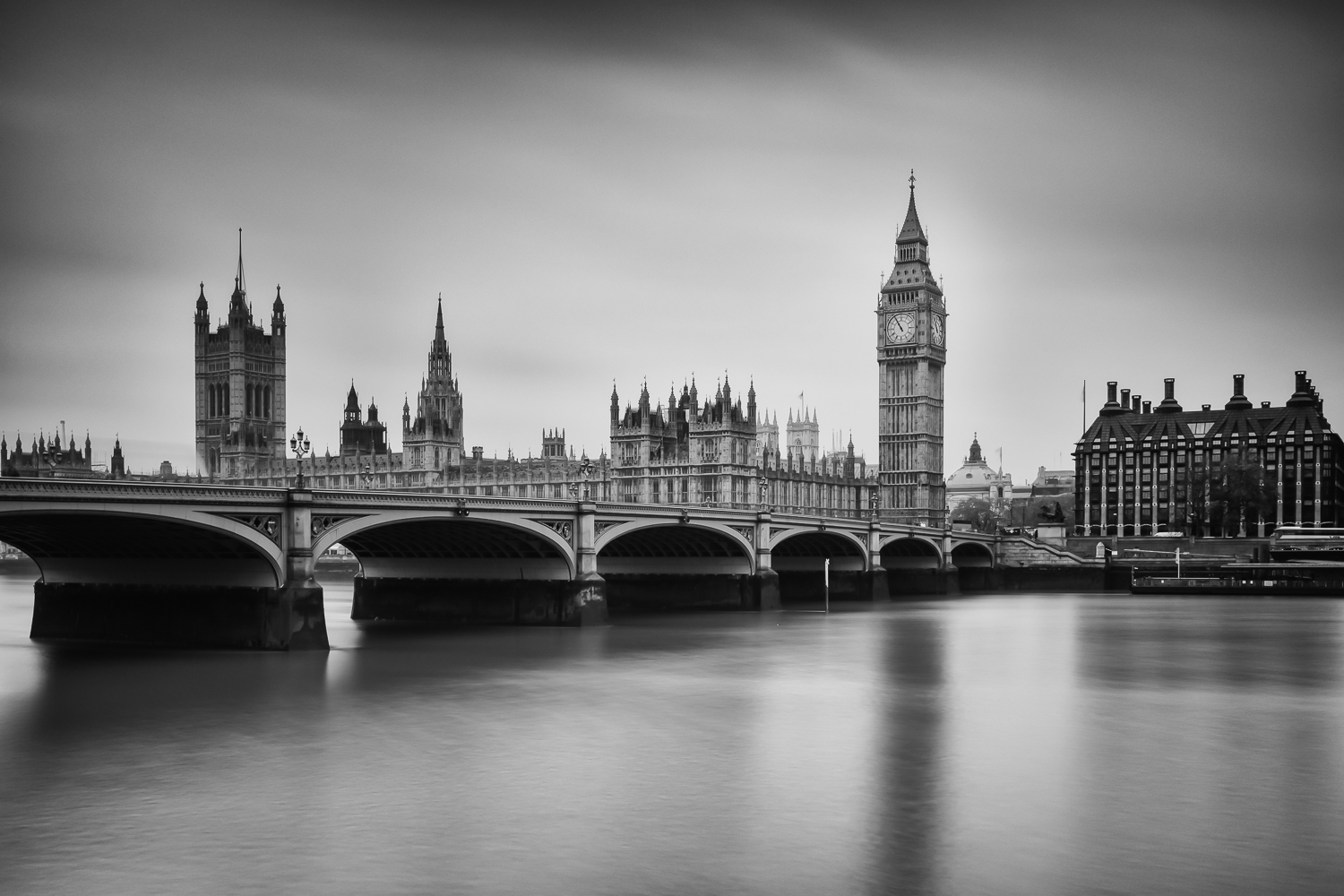 Big Ben - 58 seconds at f/11