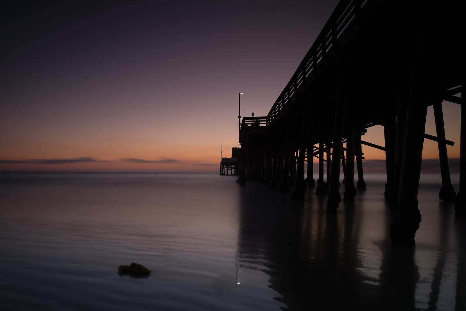 X-Pro1 with XF 14mm - 180 seconds at f/8 (3 stop grad ND filter and 10 stop ND filter)