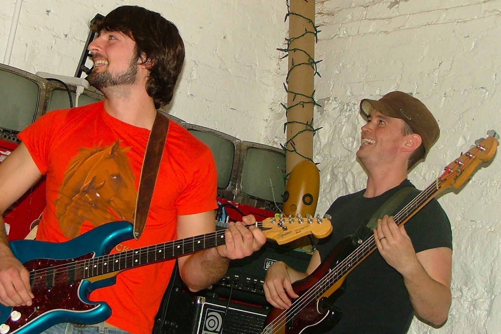 Gordon Fredericks guest guitarist