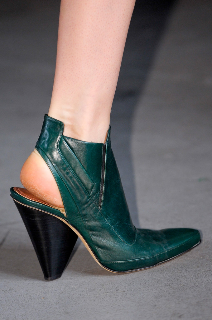 Derek Lam Boot Spring 2013     New York Fashion Week Spring 2013