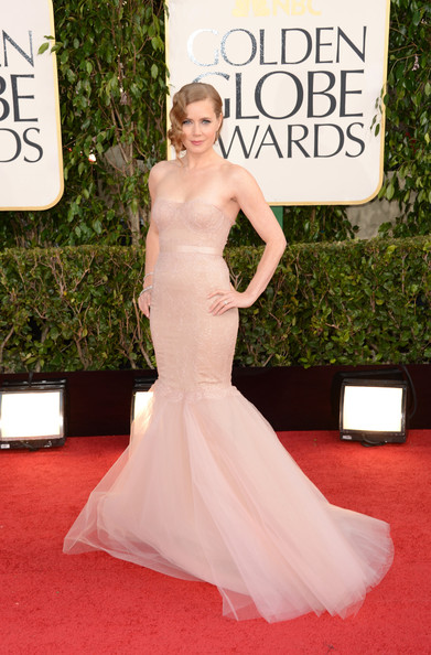 Amy Adams, Perfection in Marchesa.