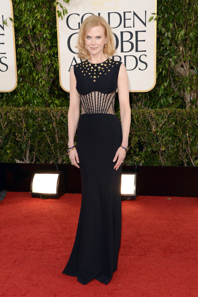 Nicole Kidman Dress By Alexander McQueen