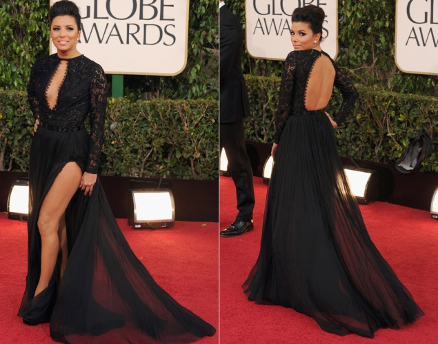 Eva Longoria by far does nothing wrong in my eyes. Dress By Emilio Pucci