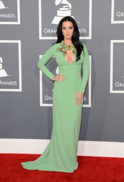 Katy Perry Head to-toe GUCCI