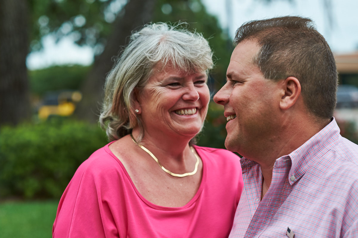 We love to support TTLM with our money and our time because there's not a more impactful use of our resources.TTLM's work reminds us how much God loves us and how He is the God of second chances.   David & Freda Guzman