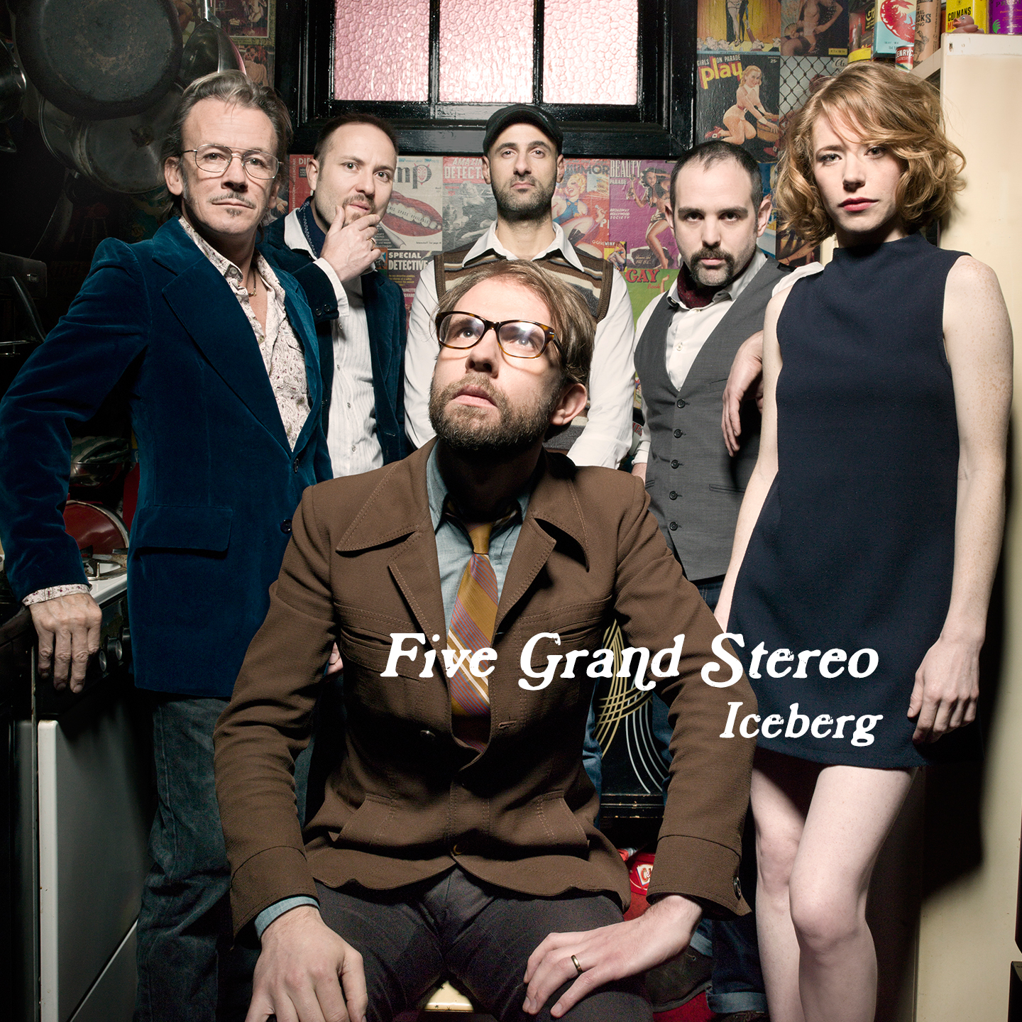Iceberg by Five Grand Stereo