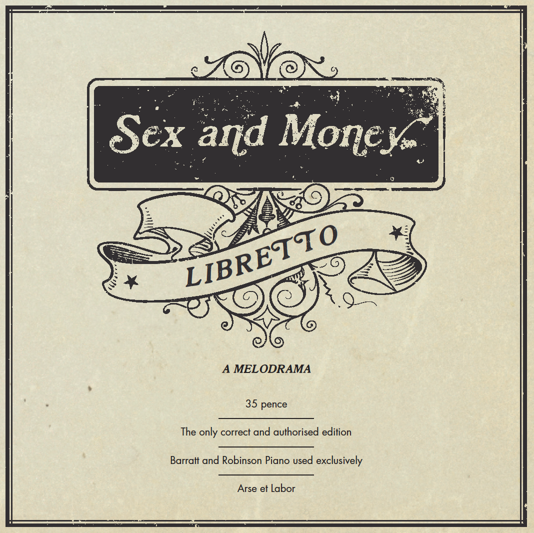 Sex and Money by Five Grand Stereo
