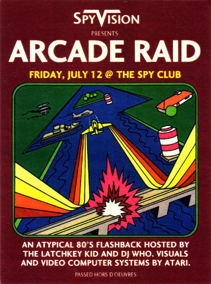 Arcade Raid_1