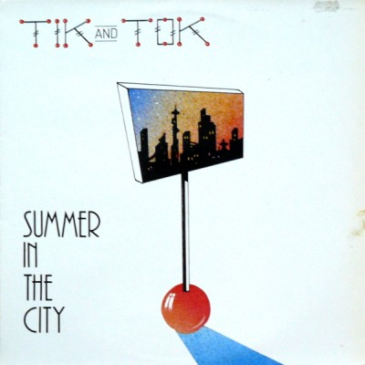 Summer In The City - Front