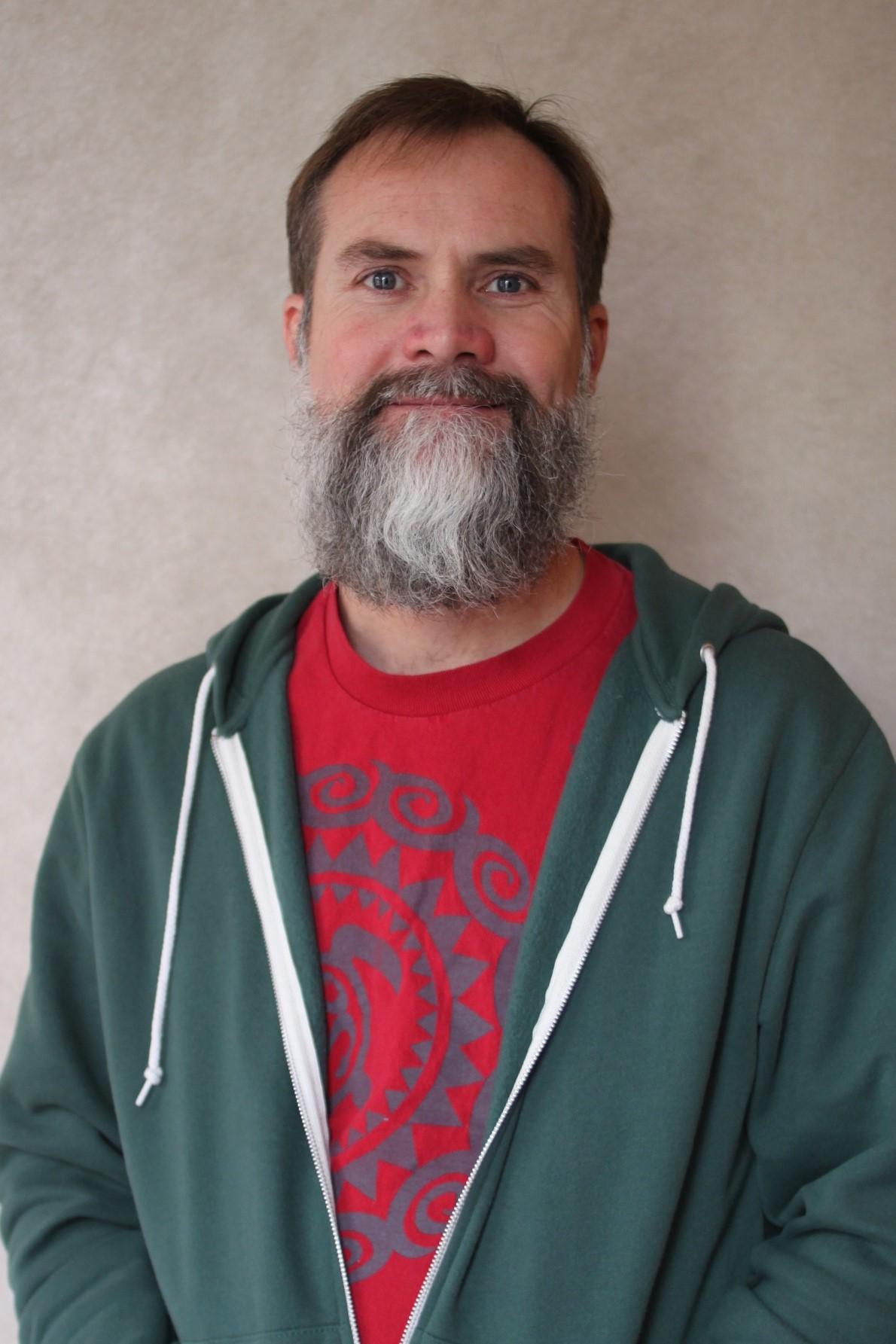 Jim Applegate  Lead Elder/Pastor of Vision & Preaching
