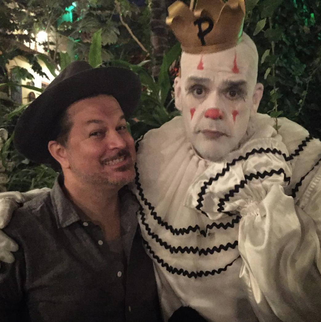 Puddles Pity Party and Matt Odom