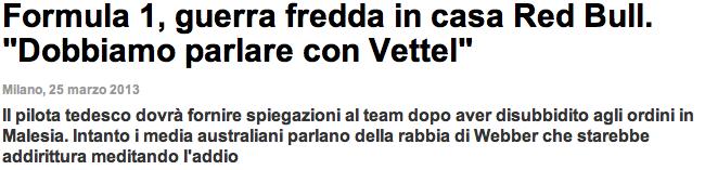 Tratto da  Gazzetta.it