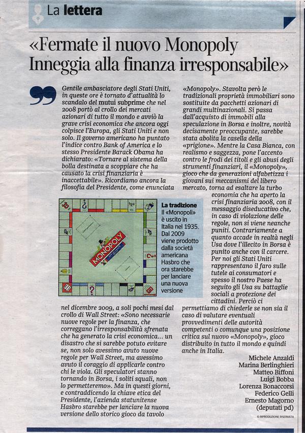 Corriere della Sera, 22 Agosto 2013