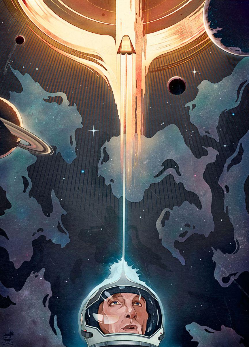 Illustrazione di  Chris B. Murray