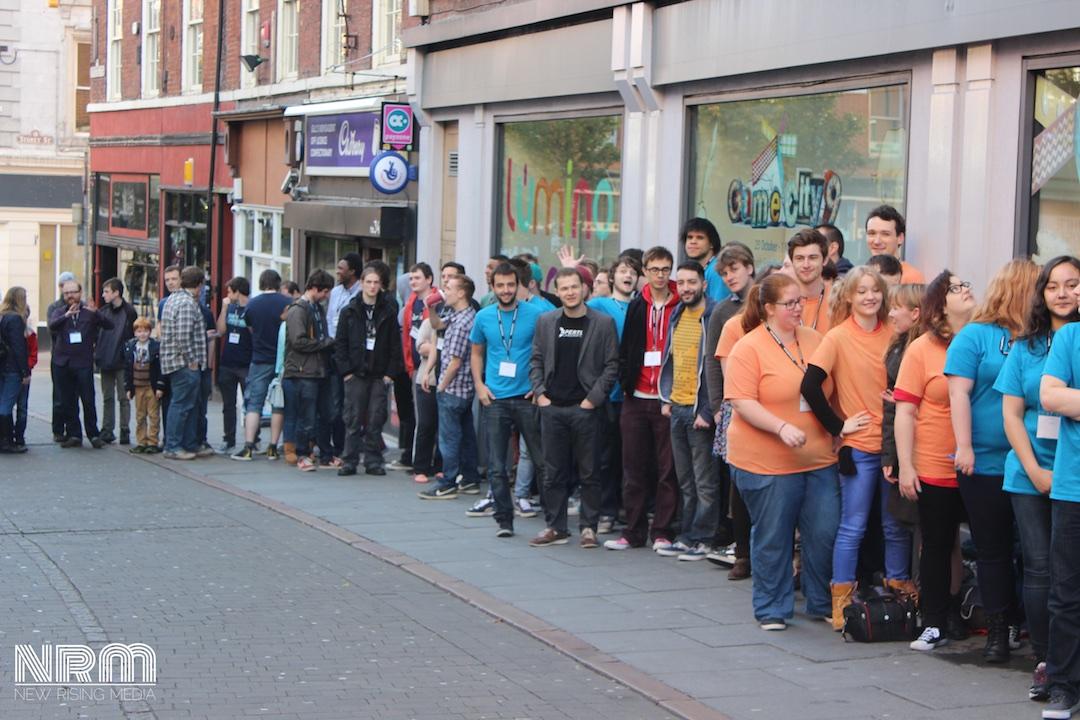 gamecity 9 queue