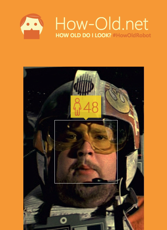 The man. The X-Wing flying legend. Long live the spirit of Porkins.