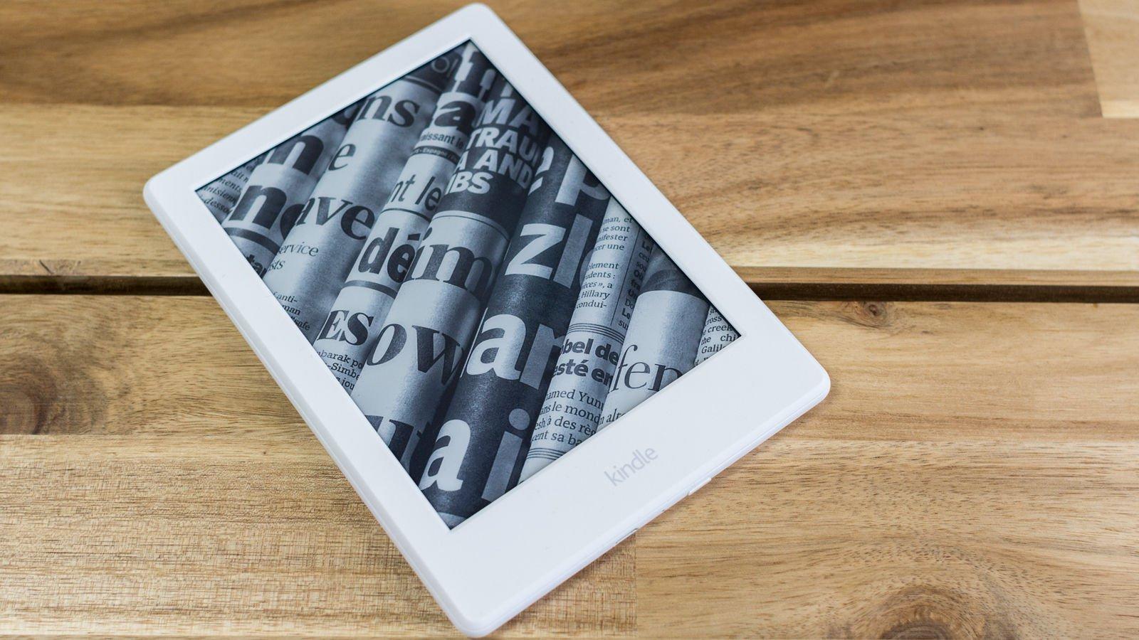 Amazon Kindle -