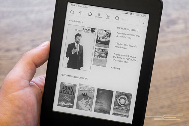 Save £30 on Kindle Paperwhite -