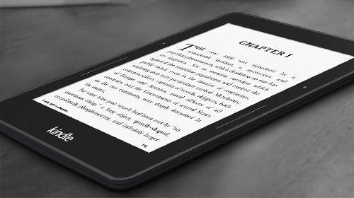 Save £40 on Kindle Voyage -