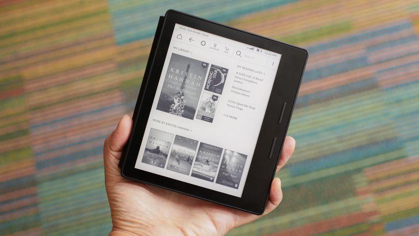 Amazon Kindle Oasis -