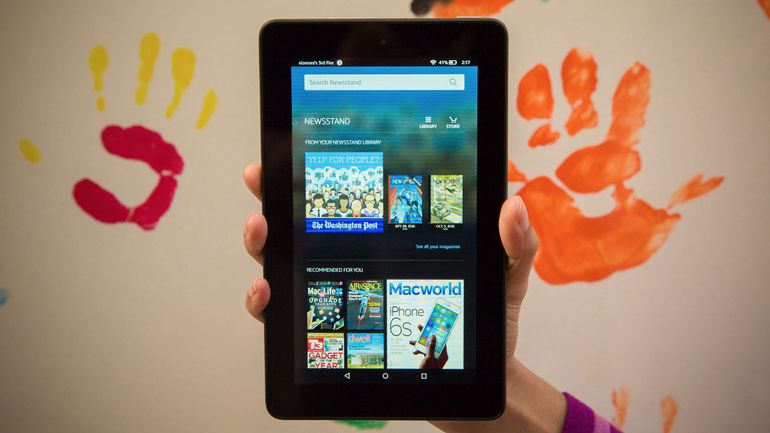 Amazon Fire 7 Tablet - just £30 -