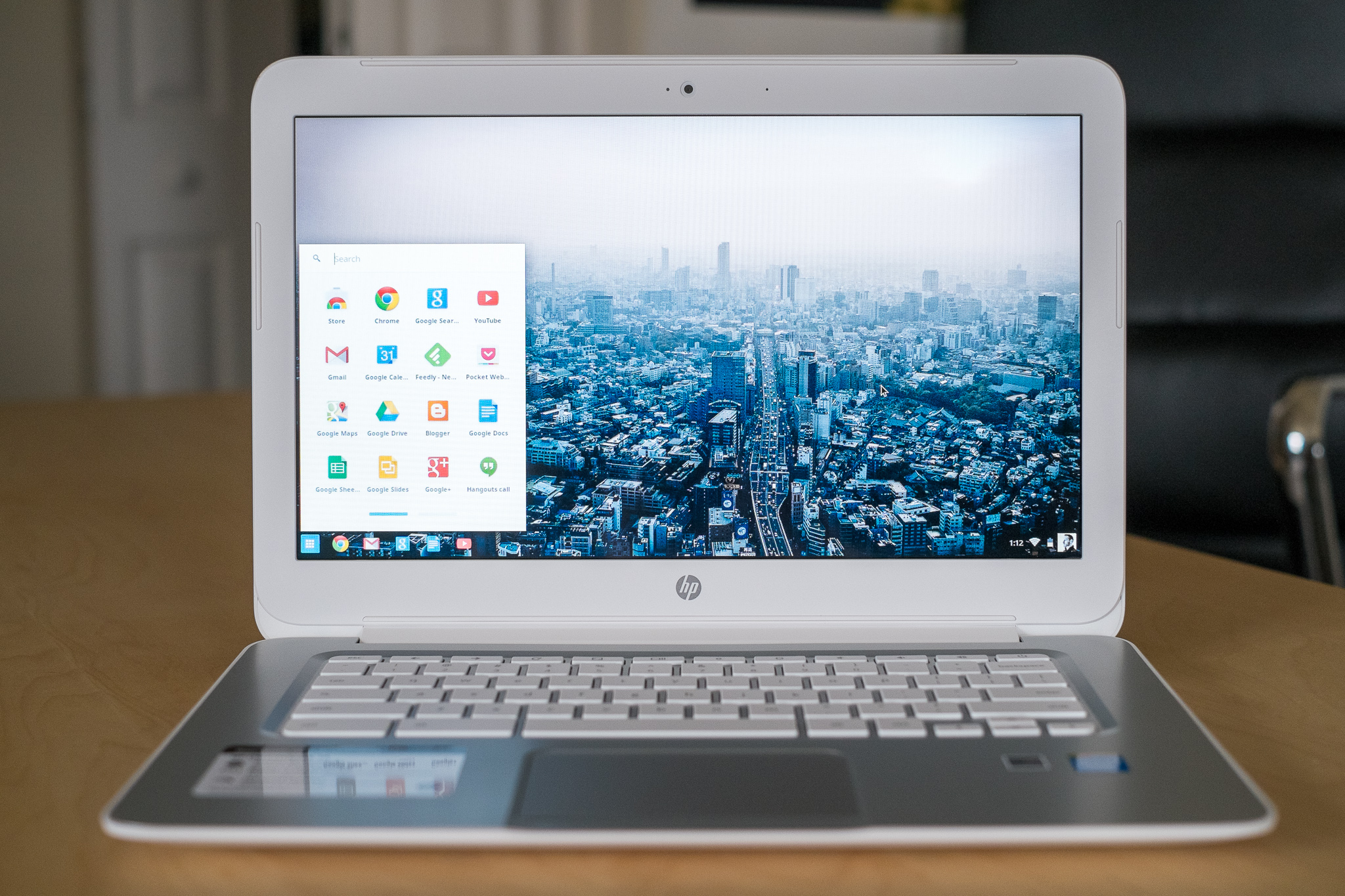 HP Chromebook 14 -