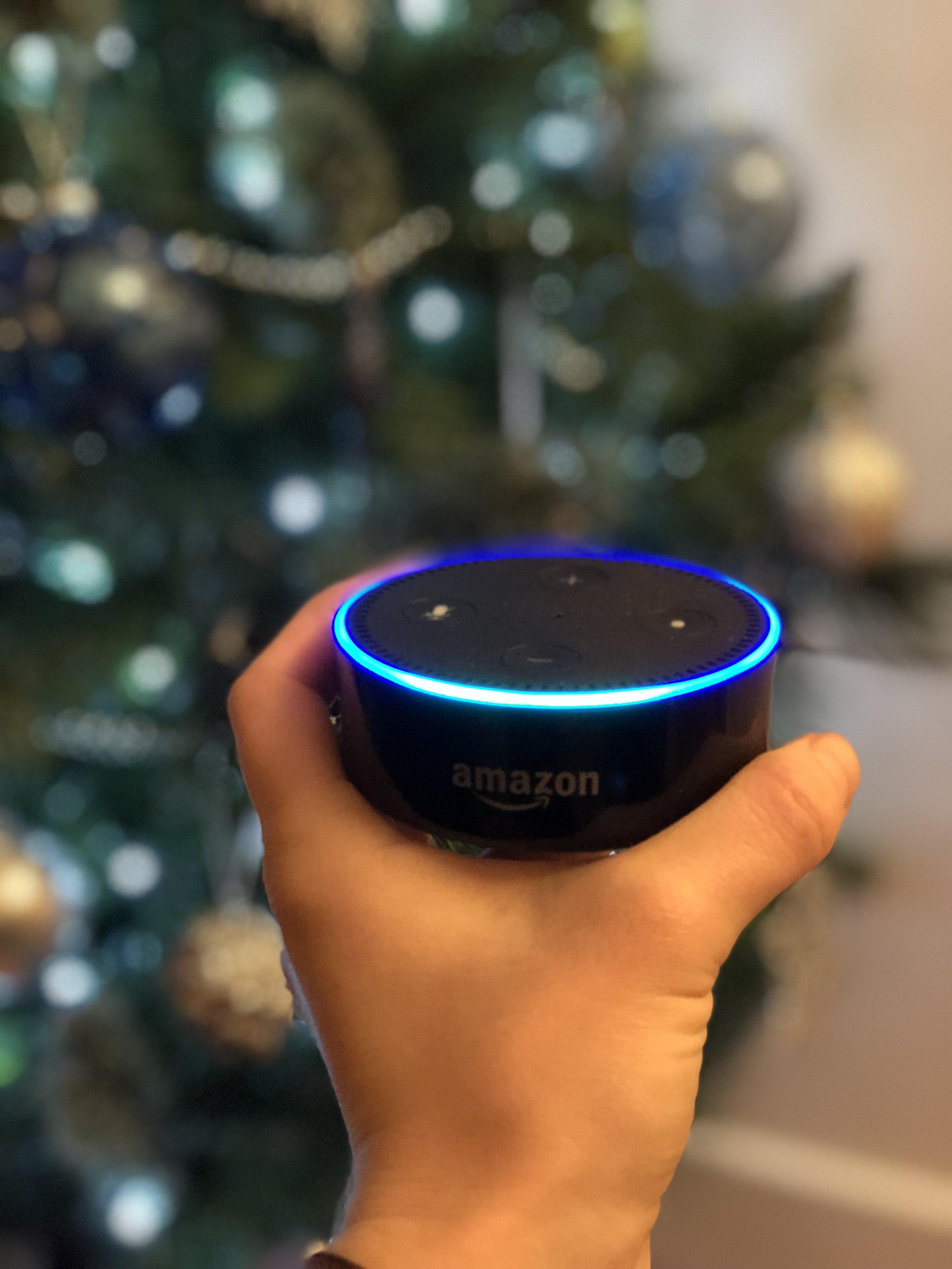 Amazon Echo Dot - £34.99