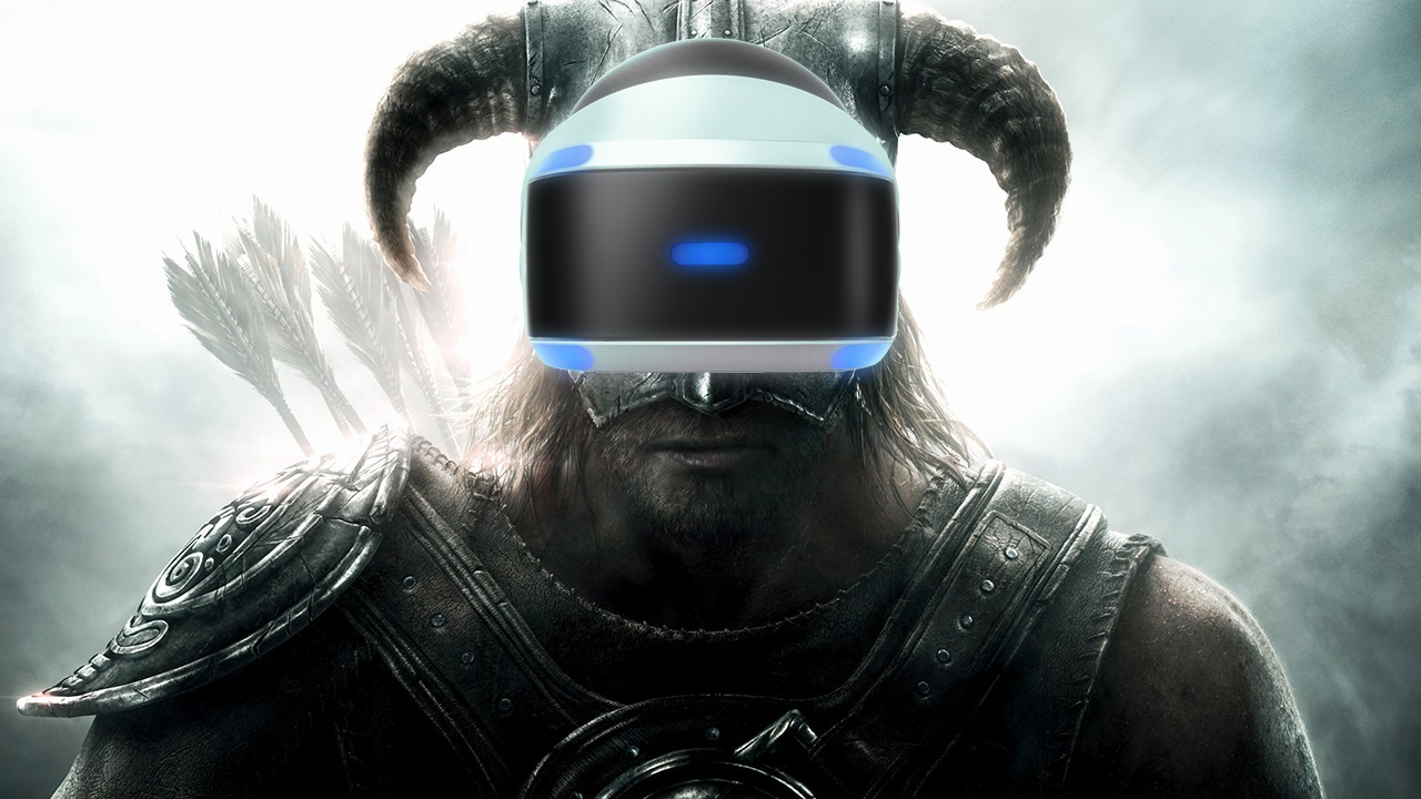 Skyrim VR + PSVR Starter Pack - £299.99
