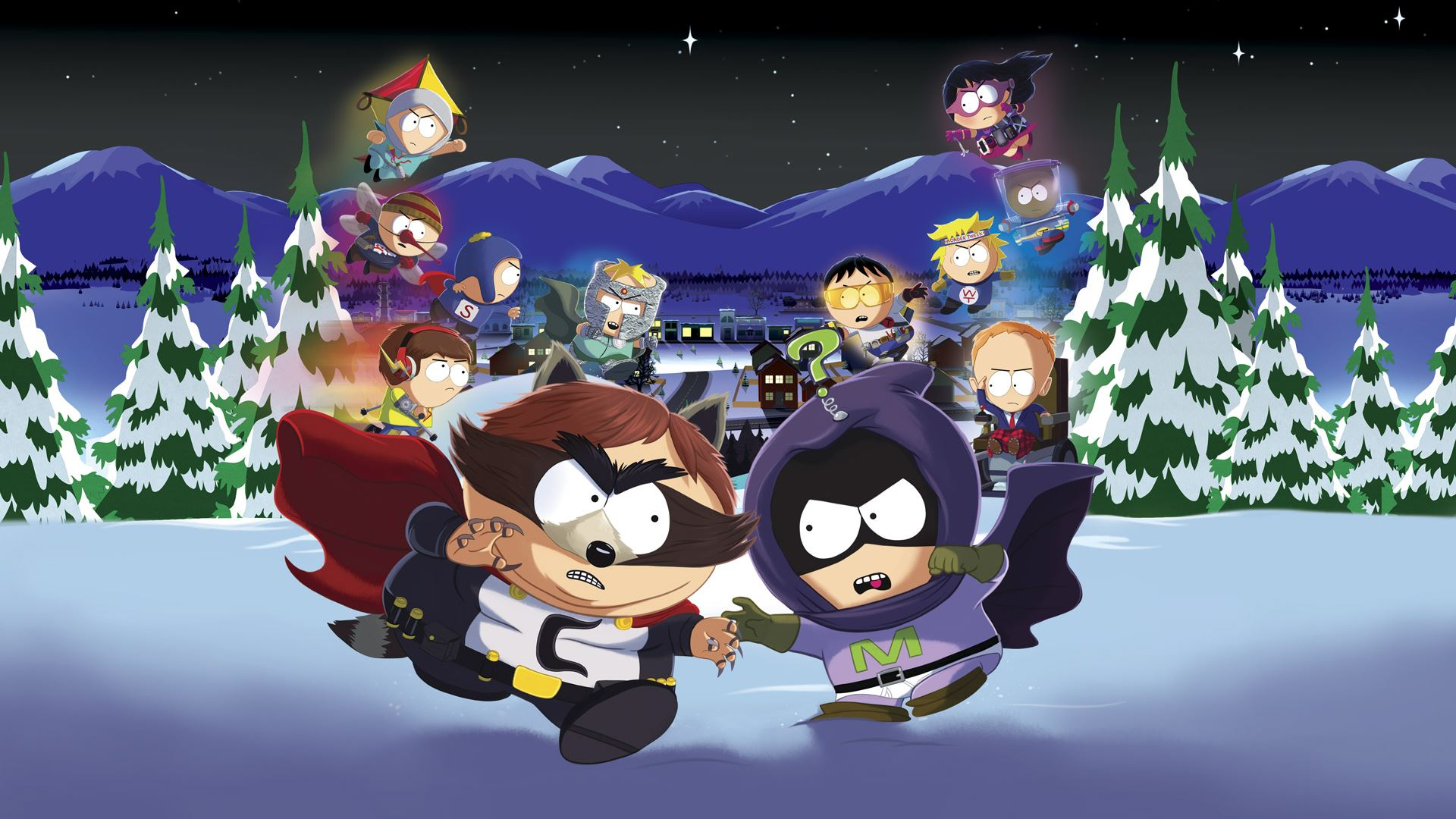 South Park: The Fractured But Whole - £26.99