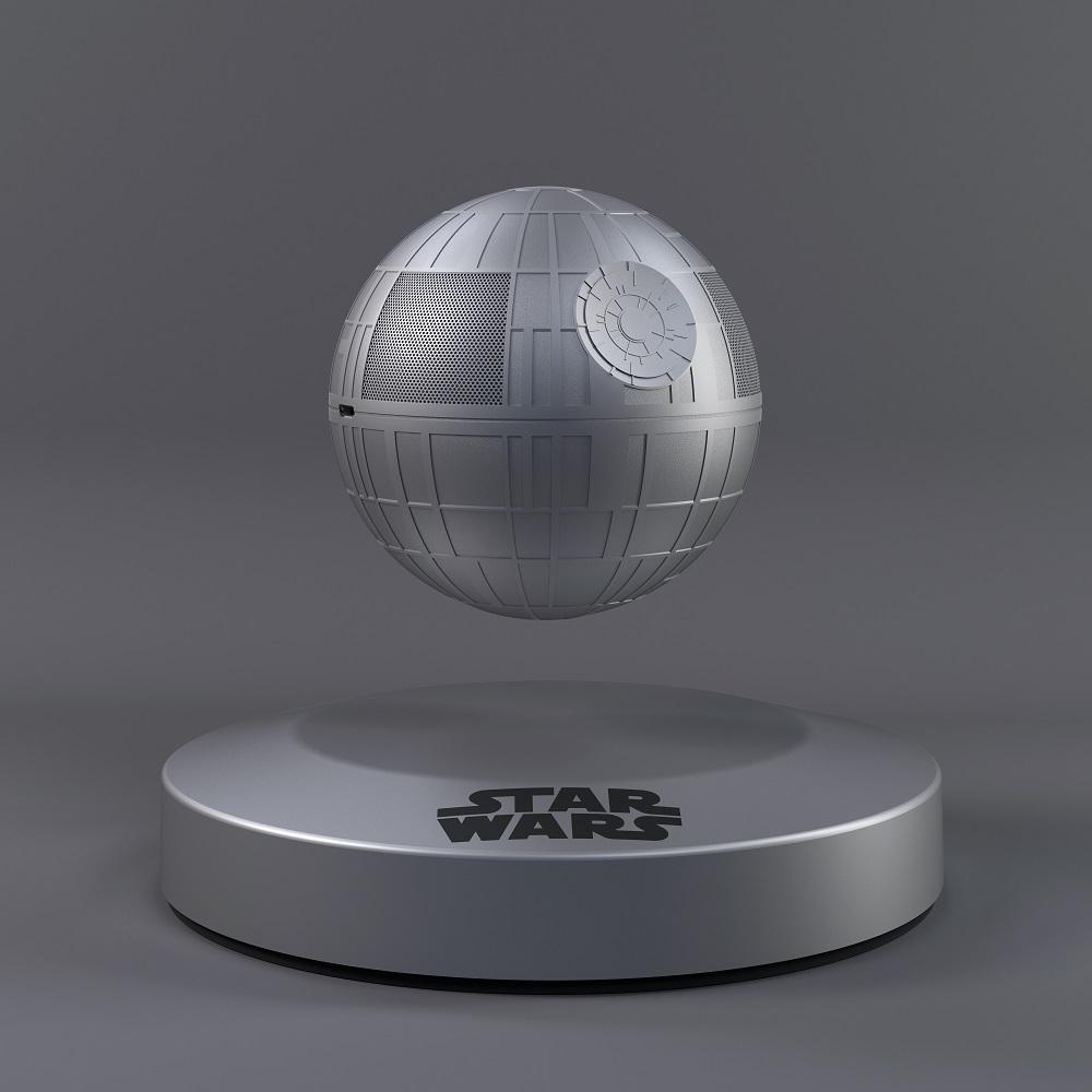 Levitating Death Star Speaker - £129.99