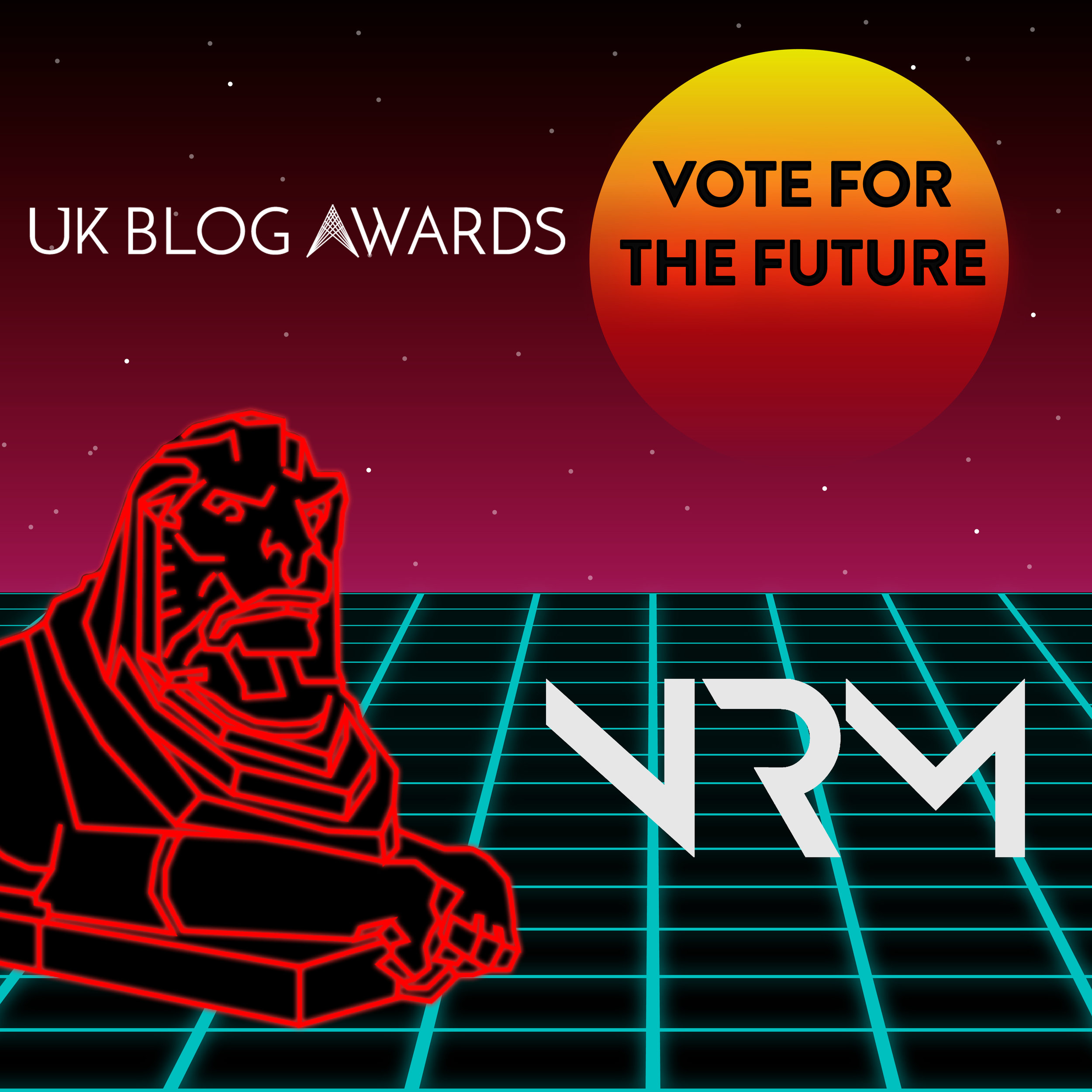 Visit newrisingmedia.com/vote to vote for me in the Digital & tech category.    Go on over to newrisingmedia.com/votegaming to vote for me in the gaming category.
