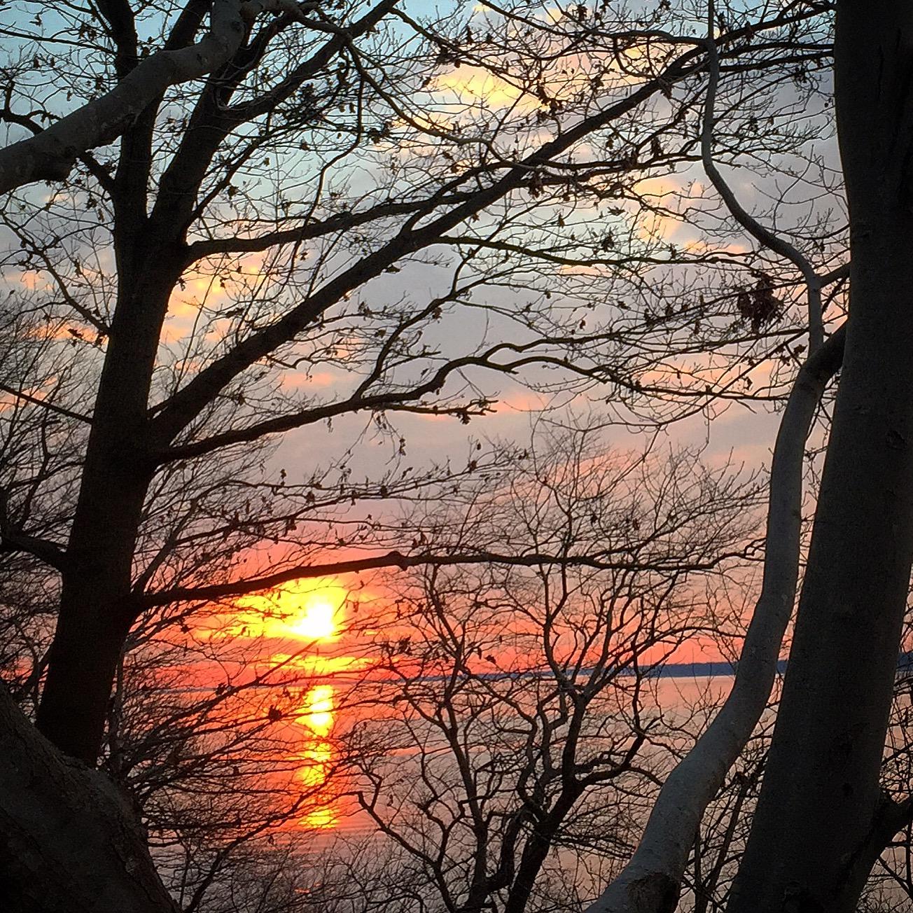 Peace over the Chesapeake